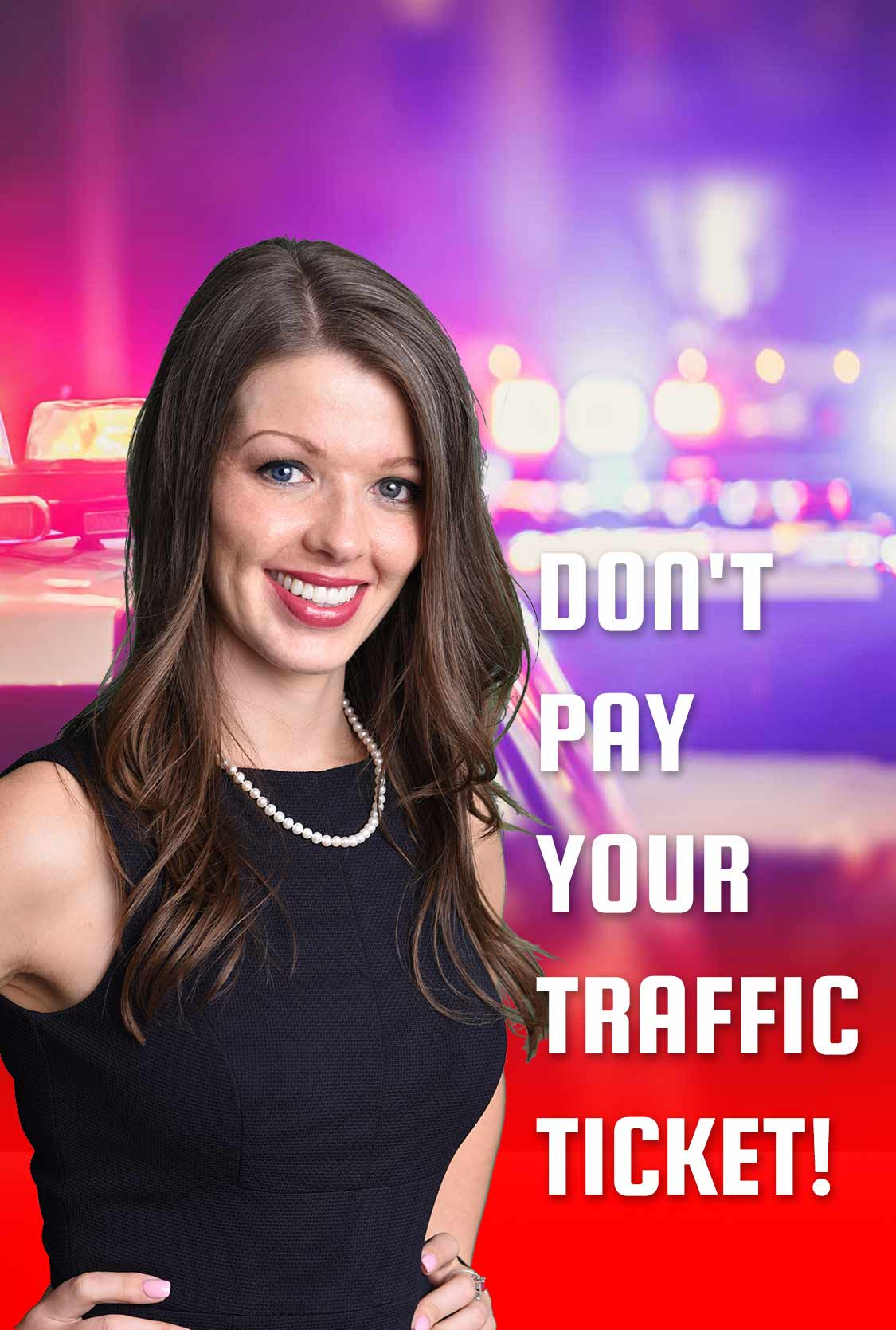 Alexandria Serra Traffic Ticket Lawyer El Paso TX